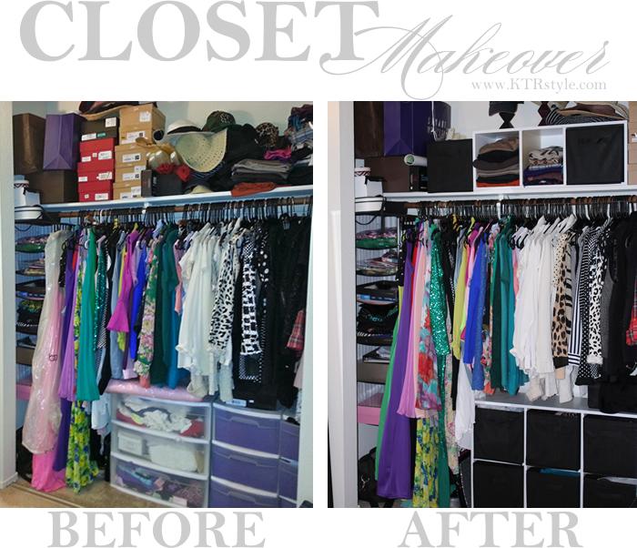 Closet Makeover U0026 Tips. KTRCLOSET1