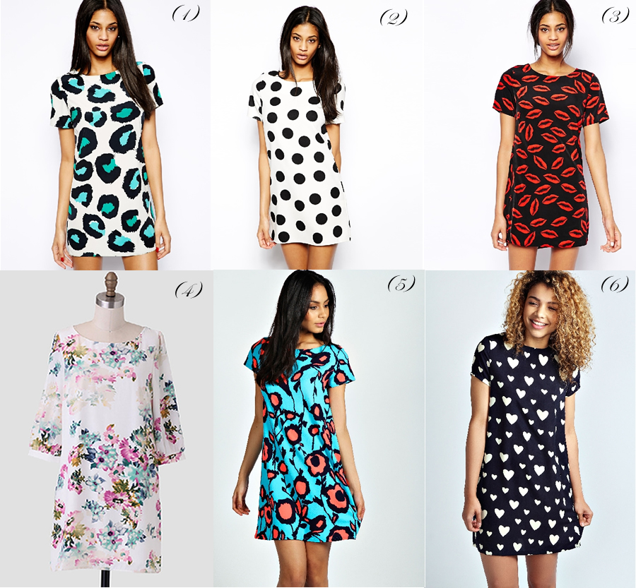 shiftdresses
